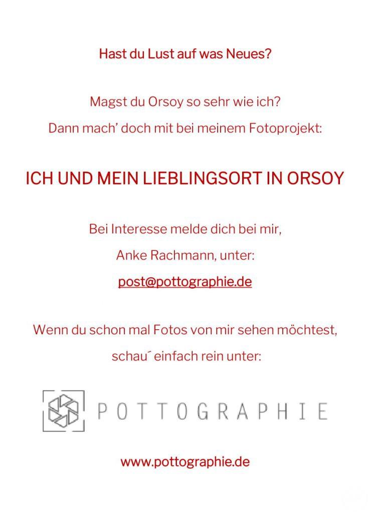 Flyer Fotoprojekt